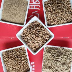 Walnut Shell Granuler für die Wasseraufbereitung verwendet abrasive Walnut Shell Filtermedien