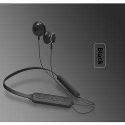 無線ヘッドセットはMicが付いているBluetoothの低音のイヤホーンを遊ばす