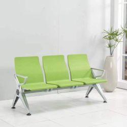 現代金属のホーム家具空港ベンチの座席の椅子の控室の椅子のオフィスの椅子