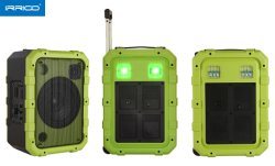 10 polegadas Professional Carrinho Mini caixa acústica a função Echo+Função EQ