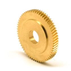 Fabricant OEM de l'usinage de précision les engins de pêche en laiton ronde Accessoires de jeu de pignons