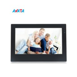 2020 Novo Smart Hotel Home Porta do sistema_Video_Phone Ahd 7 polegadas LCD Vídeo em Tela de Toque Doorphone Doorbel Intercomunicador telefone da porta de vídeo