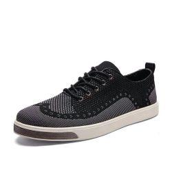 Les fabricants de chaussures occasionnel, Messieurs les chaussures avec Fly Knitting, léger, Sneaker Chaussures Hommes Chaussures fournisseur, avec des tricots de chaussettes de chaussures étanches