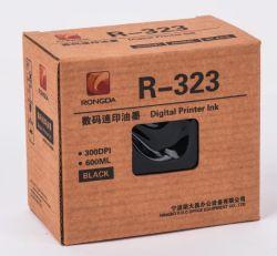 Duplicateur de numérique Rongda R-323 de l'encre noir