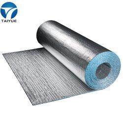 مادة عزل الجدار مادة مزدوجة الجانب فقاعة ورقة معدنية مادة عازلة حرارية السعر