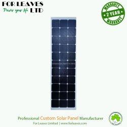 أطقم وحدات اللوحة الشمسية بقدرة 110 واط بجهد 12 فولت من ETFE وVelixble بقدرة 18 فولت لـ Camping/Boat/RV/Travel/Home Car Solar