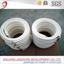 Isolierungs-kupfernes Aluminiumverbindungsrohr/Rohranschluß für Klimaanlage/Klimaanlage