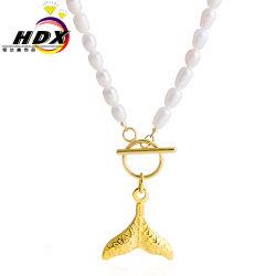 Les femmes du commerce extérieur de la marée, des bijoux Collier Pendentif Perle de sirène