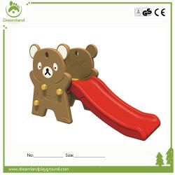 Коммерческие популярных верхней части хорошие условия для отдыха детей портативный пластика милая малыша слайд для детей