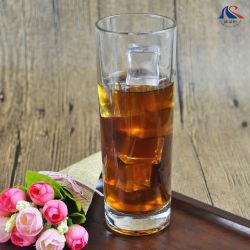 Pressé Highball Tumbler gravé le thé de la Bière Vin Whisky cuvette en verre pour l'eau potable
