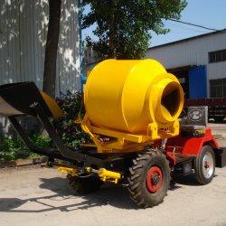 Miscelatore di /Concrete del cemento del motore diesel del motore elettrico dell'impastatrice del cemento del miscelatore Gt80
