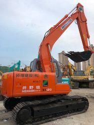 Utilisé excavateur Hitachi, utilisé un excavateur, utilisés, de l'excavateur Hitachi EX120 utilisé mini-excavateur