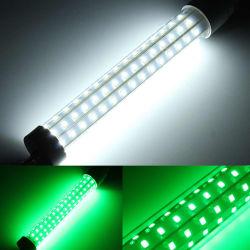 يعمل مصباح ضوء تحت الماء LED بجهد 12 فولت/24 فولت على جذب مصباح باIT، ومصباح صيد الأسماك الخفيف IP68 أثناء الليل، بالإضافة إلى مصباح جذب الأسماك من خلال مشبك بطارية كابل طوله 6 أمتار