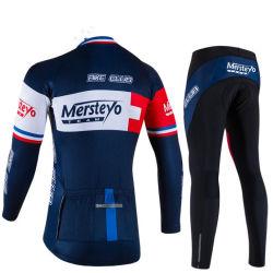Новые мужчин дышащий велосипедного одежды, длинной втулки Джерси мужчин подходит для использования вне помещений спортивный велосипед одежду
