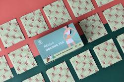 Etiquetado privado Premium té Oolong Samplle gratis