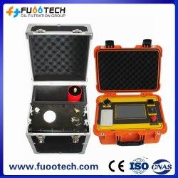 وضع التحكم في شاشة اللمس بتقنية Fuotech 30 kv-90kv فائق التردد Hipot أداة اختبار مقاومة مولد التيار المتردد عالي الجهد لأداة الاختبار