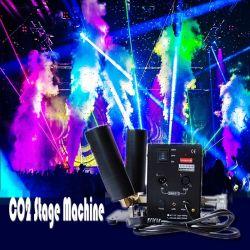 Barreled duplo estágio de CO2 Equipamento de efeitos especiais da máquina para o clube de eventos