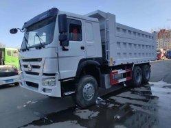 Verwendeter Sinotruk Kipper 2019 HOWO 375, Gebraucht-HOWO 6*4 Lastkraftwagen- mit Kippvorrichtungnizza Preis-guter Zustand