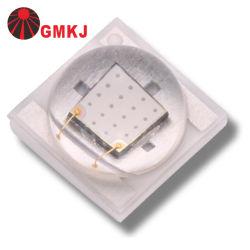 Fabrik-Zubehör 365nm 385nm 395nm 405nm 275nm UVC Ficha UVled 2W SMD 3535 5050 6868 3V 6V UVled Chip für UVtintenstrahl-Drucker PARA-Fernsehapparat-Fahrwerk