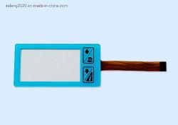 Bouton de la surface tactile capacitif interrupteur à membrane clavier