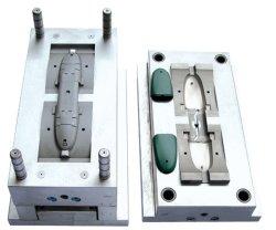 Alta precisione Plastic Injection Mould della Cina per Shaver Housing (WEB-201008)
