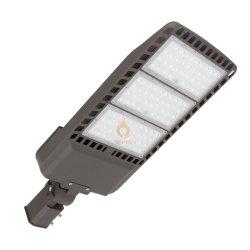 150lm/W 100W-300W ajustáveis de Estacionamento LED impermeável de sapato luz de rua para a área de estacionamento ao ar livre no pátio do jardim da estrada principal de iluminação de estrada com fotocélula
