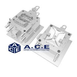 Plástico de alta precisión de fabricación de moldes/Toolings personalizado productos de inyección de la producción en fábrica