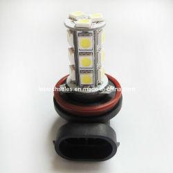 LEDの自動ライトH11 18SMD
