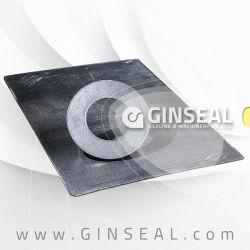 Blad van de Pakking van Ginseal het Flexibele Grafiet Samengestelde (jss-JS10)