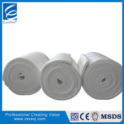 Keramische fiberisolatie-deken voor de bekleding van elektrische ovens