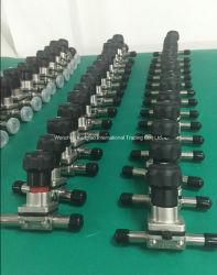 Руководство по ремонту сваркой мембранный клапан с индикатор положения