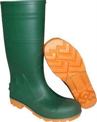 Rb005 Industrieel Ce En20345 die de Op zwaar werk berekende Laarzen van de Gom van de Regen van pvc ontginnen