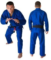 Haut de gamme brésilien unisexe Jiu-Jitsu uniformes avec logo personnalisé