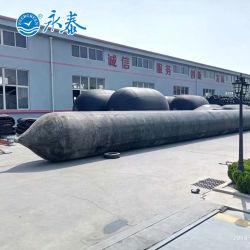 Le caoutchouc naturel écologique antivieillissement Airbag Airbag Marine levage lourd pour expédier le lancement