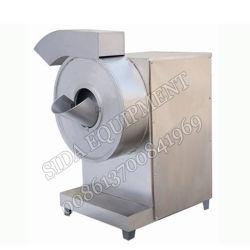 Los chips de yuca de acero inoxidable cortadora máquina