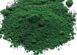 L'oxyde de chrome Pigment vert Heatstable Cr2O3 oxyde de chrome vert