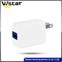 2.1A Cargador de pared USB de viaje universal para el teléfono celular