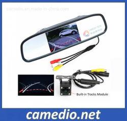 """HD Автостоянка контакты камеры+4.3"""" Car зеркало заднего вида"""