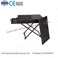Brs прочного черного утюг для использования вне помещений древесный уголь для гриля для барбекю подарки