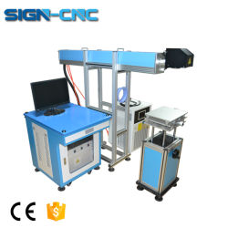 木80With100With150Wのためのガラス管の二酸化炭素レーザーの非金属マーキング機械