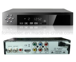 Decodificador TV sintonizador DVB DVB T T2
