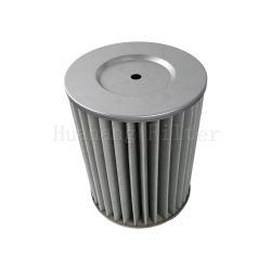 Cartucho de filtro de gas natural el gas -filtro separador de líquido
