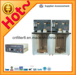 Astmd892 instrument voor analyse van de kenmerken van schuimplastic voor smeerolie (SD-12579)
