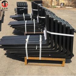 2A 45*100*1050 China fabricante Linde/Heli/Toyota/JAC montacargas grúas horquillas para el levantamiento del tractor /