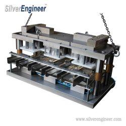 De Vorm van de Container van de Folie van het aluminium voor de Machine van de Pers van Italië van Silverengineer