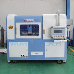 La Chine usine acier au carbone d'alimentation Mini cnc machine de découpage au laser à filtre fermé