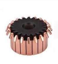 El conmutador para los motores de CC (22 ganchos, ID 8mm, diámetro exterior de 19mm)