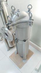 Alojamento do Filtro de água em aço inoxidável / Saco do alojamento do filtro /Alojamento saco de filtro de PP