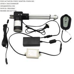 Motor de elevador eléctrico de vidros Automático do atuador linear