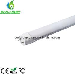 T8 4tube 18W LEDの管の蛍光36Wと同等の新しく涼しい管T8 LEDの管